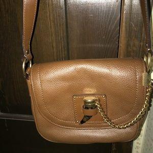 MK James saddle bag